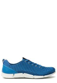 Ecco Sneaker Blauw | Ziengs.nl