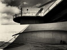 Shadow on the bridge of Vroenhoven