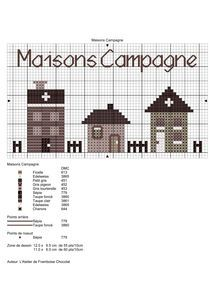 Maisons Campagne.