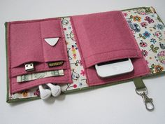 Items similar to Nerd Herder gadget wallet in Woodland Whimsy for iPhone 6 Android iPod digital camera smartphone guitar picks on Etsy Ipod, Smartphone, Iphone 6, Pouch, Wallet, Guitar Picks, Mini Purse, Sd Card, Organizer