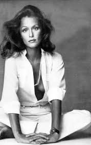 Lauren Hutton in Vogue