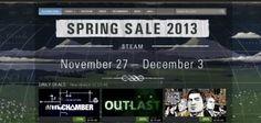 Steam Autumn/Spring Sale 2013 Telah Dimulai