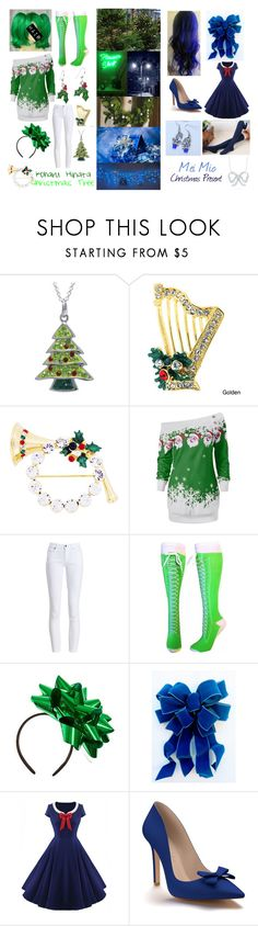 """Yandere Simulator: Koharu Hinata/Mei Mio [CHRISTMAS]"" by duhgaminghamster ❤ liked on Polyvore featuring Barbour, Converse, Shoes of Prey and Roberto Coin"