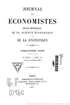 File:Journal des économistes, 1891, SER5, T7, A50.djvu