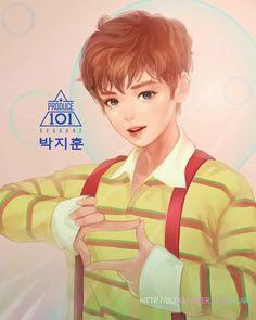 "Park jihoon ""oh little girl"""