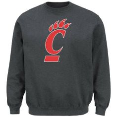Best reviews of NCAA University of Cincinnati Men's Change History Crew Neck Fleece, Charcoal, X-Large SALE - http://buynowbestdeal.com/33532/best-reviews-of-ncaa-university-of-cincinnati-mens-change-history-crew-neck-fleece-charcoal-x-large-sale/?utm_source=PN&utm_medium=pinterest&utm_campaign=SNAP%2Bfrom%2BCollege+Memorabilia%2C+NCAA+Sports+Memorabilia - College Apparel, College Gear, College Shop, Jackets, Majestic, NCAA, NCAA Fan Shop, Ncaa Sports Souvenirs, NCAA Jackets
