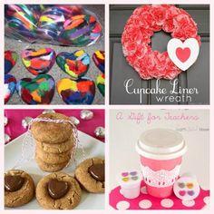 Valentine's Day Ideas.