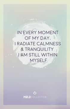 My journey of self love, tranquility, and acceptance is guided by trust. #affirmations