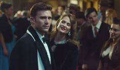Scott Eastwood Channels Old Hollywood for Taylor Swifts Wildest Dreams Music Video