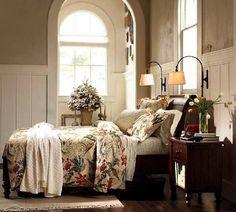 Colonial Interior Decorating light walls - check. teak/mahogany furniture - check. pedestal fan