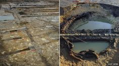 18 March 2014.  Cambridge University archaeologists find 'oldest' Roman irrigation system