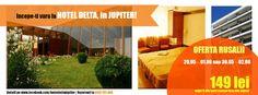 #oferterusalii, in #jupiter, la #hoteldelta
