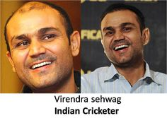 Virender Sehwag hair transplant surgery - Virender Sehwag was a firebrand cricketer of India Team but He is also known because of his baldness and the hair transplant surgery. He has undergone hair transplant. It has really benefited him; he is back to his old good looks.  At Dezire Clinic we provide Hair Transplant at very low cost with 100% results. You can consult your case with our experts at Pune, Delhi, Gurgaon, Bangalore and Channai. Call us on +91 9222122122