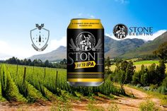 Craft Beer Brewery Stone Brewing Berlin are releasing the canned Stone Go To IPA at Craft Beer Bottleshop Biererei.  Stone Go To IPA isa session IPA with 4,7 % ABV and brewed with a special technique called hop bursting. A technique wherein an irrational amount of hops is added during the final br