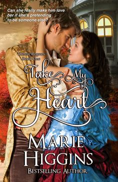 Sweet historical romance, book #1 of the Heroic Rogues Series. Available on Amazon.
