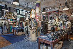 Denim Supply store New York