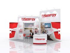 https://flic.kr/p/AmwW2e | Exhibition stand design for Henergy | Exhibition stand design