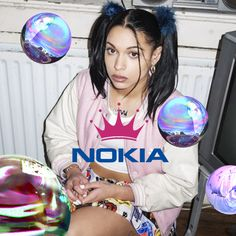 Calum Knight - Fashion Buying Consultant: Wavy Spice AKA Princess Nokia