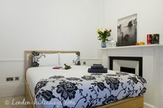 Uk King bed in master bedroom Covent Garden, King Beds, One Bedroom, Relax, Pearl, London, Luxury, Furniture, Home Decor
