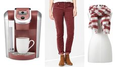 Pantone's Color of the Year for 2015 is MARSALA! A naturally robust and earthy color.