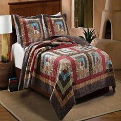Oversized King Size Bedding 126x120 Valerie Bertinelli
