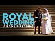 """ROYAL WEDDING"" — A Bad Lip Reading - YouTube"