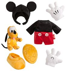 Duffy the Disney Bear Mickey Mouse Costume - 17 | New Arrivals | Disney Store