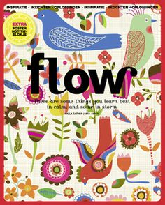 Flow - Magazine for Paper Lovers Flow Magazine, Magazine Design, John Kennedy, Frankie Magazine, Printable Designs, Free Printables, Carpet Colors, Bookbinding, Editorial Design