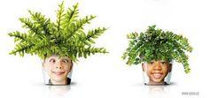 Un pot original pour mettre en valeur une plante bouturée par exemple... S'y prendre bien à l'avance. Facepot-2