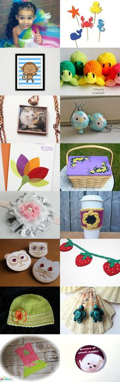 Cuteness by Laura on Etsy