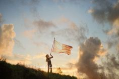 by skye hardwick of work of heart photo © 2011 #flag