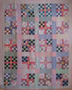 Deb Rowden's Thrift Shop Quilts