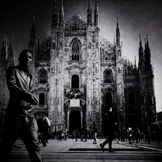 Milan welcomes the 2015 Universal Exposition – in pictures | World news | The Guardian