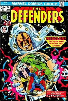 Defenders # 14 by Sal Buscema