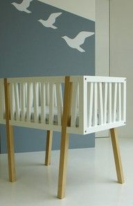simple and pretty. Scandinavian style.