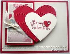 Image result for HANDMADE VALENTINES CARDS