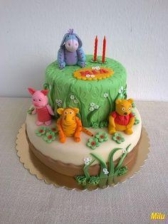 k narozeninám pro Miu | dorty od mámy