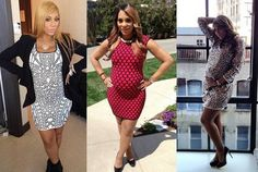 Bellyitch: Bump Watch: What Fab dress is Tamar Braxton Wearing Recently? (PHOTOS)