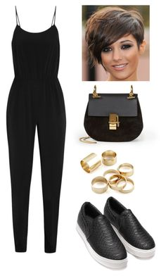"""""""2015 iHeartRadio Music Festival"""" by belinha-figueiredo ❤ liked on Polyvore featuring Envy, Grace MMXIII and Chloé"""