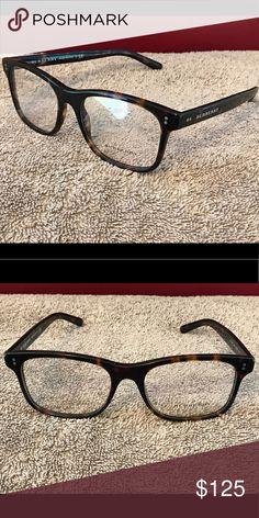 cdca35518c4 Authentic Burberry Eyeglass Frames Tortoise Brown Burberry Accessories  Glasses Eyeglasses