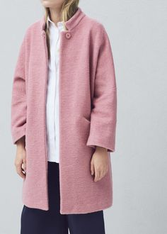 Oversize wool coat Ref. 61030320 Gallego