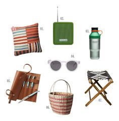 picnic moodboard