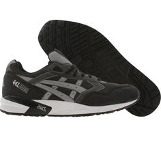 BAIT x Asics Gel-Saga Rings Pack - Black Ring (black / grey) H20GK-9011 - $139.99