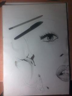 Marylin Monroe Work in progress...