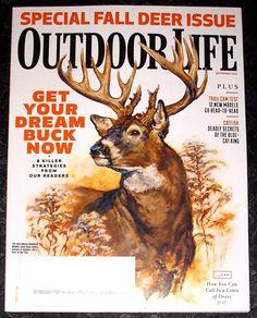 OUTDOOR LIFE Magazine  September 2016