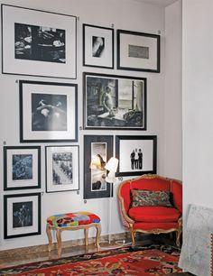 Aprenda a montar belos arranjos de parede - Casa
