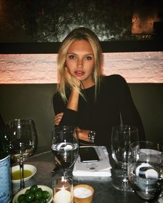 "Romee Strijd - ""Dinner time """