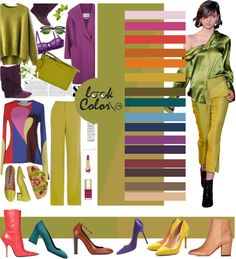 Colour Combinations Fashion, Color Combinations For Clothes, Fashion Colours, Colorful Fashion, Color Combos, Color Type, Color Me Beautiful, Color Pairing, Color Balance