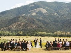 Hutchinson Ranch Weddings and Events Salida, Colorado Mountain Weddings