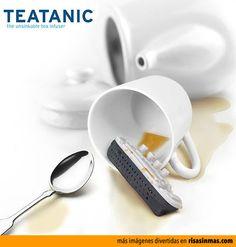 Infusor de Té Teatanic.